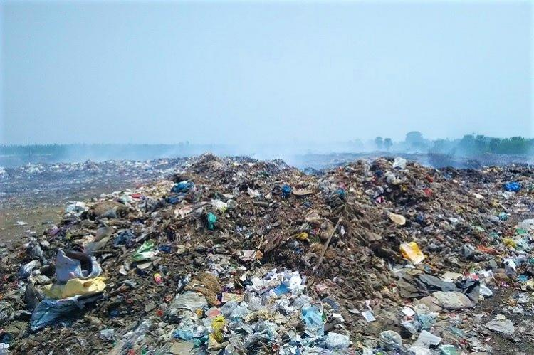 Warangal once feted for how it handled waste is now home to a hazardous dump yard