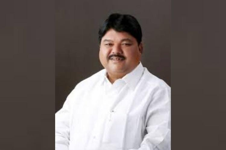 After rumours of Ramulu Naik meeting Congress chief TRS axes MLC for anti-party acts