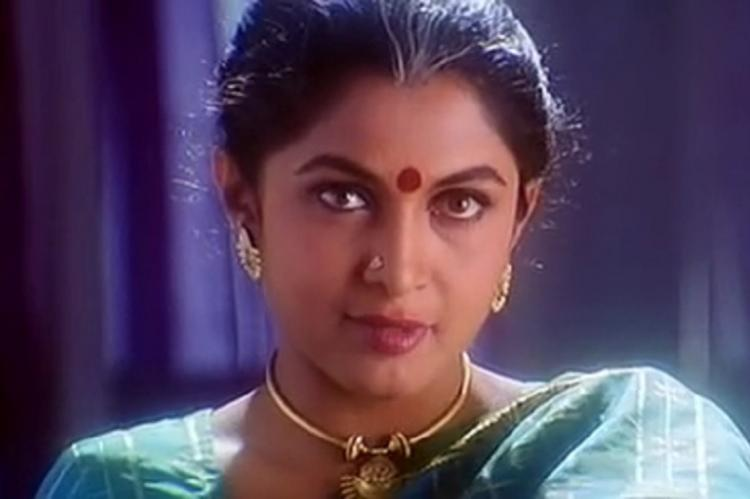 I Was Scared To Play Negative Role Opposite Rajini Ramya Krishnan On Padayappa