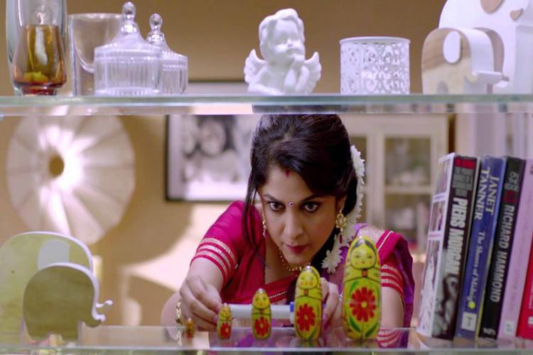 Actress Ramya Krishnan set to appear as ghost in forthcoming film Rudraksha