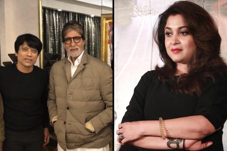 Ramya Krishnan to share screen space with Amitabh Bachchan in Uyarndha Manithan