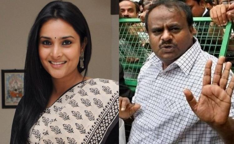 Netizens damaging Kumarasamy with Radhika!