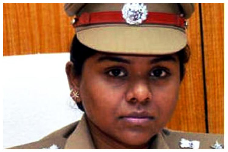 The good cop Meet Ramya IPS one of the three women officers fighting sexism in cinema