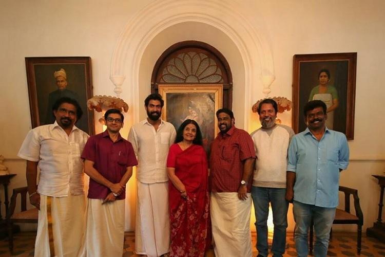 Avatar VFX specialist Chuck Cominskey on board Anizham Thirunaal Marthanda Varma