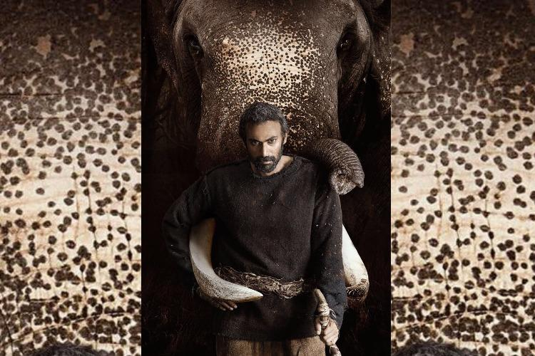 Watch Haathi Mere Saathi teaser starring Rana in a never seen before role