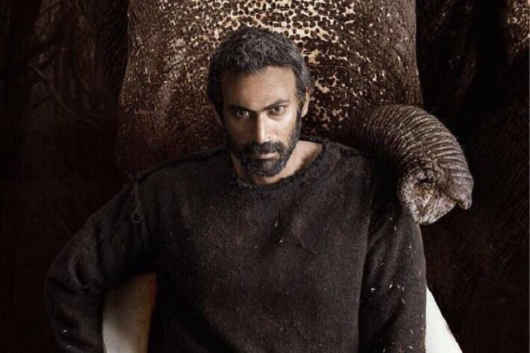 Rana Daggubati releases his first look in Haathi Meri Saathi
