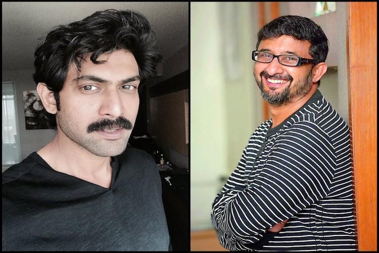 Ranas next with director Teja confirmed