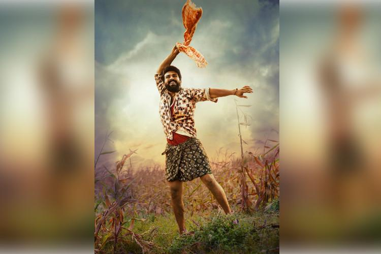 Rangasthalam trailer out Ram Charan gets into the skin of the character