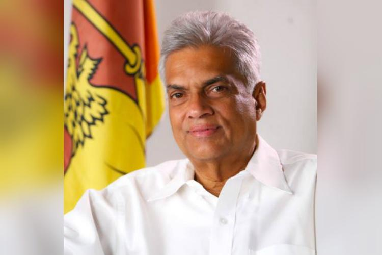 UNP Leader Ranil Wickremesinghe sworn in as Prime Minister