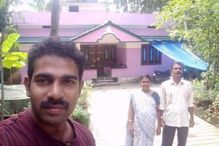 This kerala man is looking for a wife and facebook matrimony is ranjish manjerifacebook ccuart Image collections