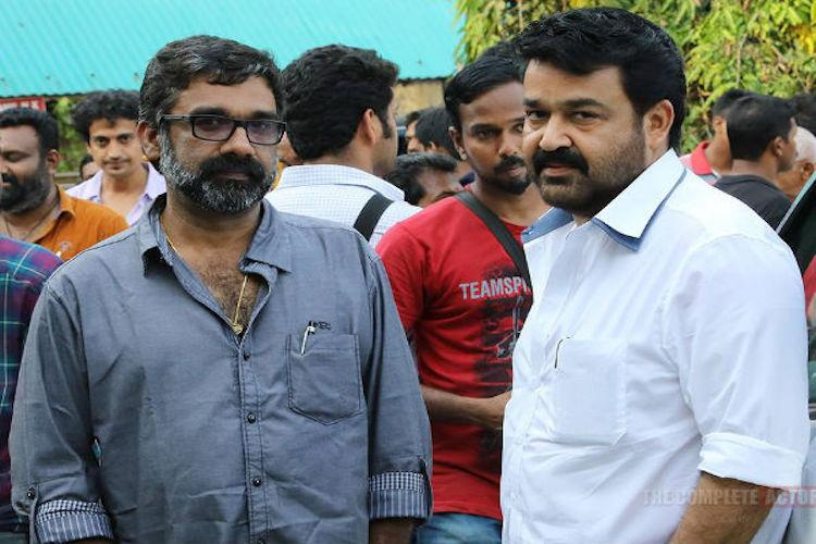 After Loham Director Ranjith and Mohanlal to team up again
