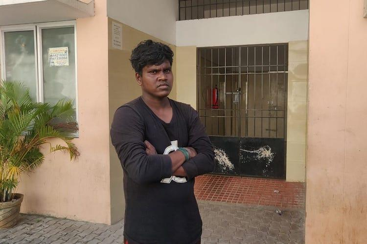 Not given masks or boots Brother of manual scavenging worker who died in Chennai mall