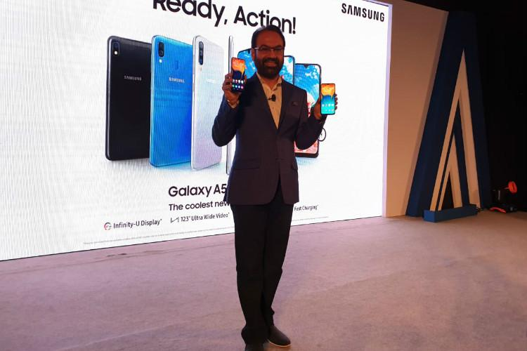 Samsung India CMO Ranjivjit Singh resigns even as it posts all-time high revenues