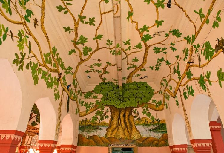 An amazing makeover for this Rajasthan station courtesy WWF and Indian Railways