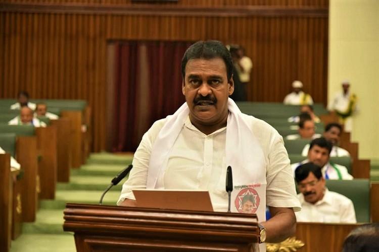 Amaravati row Jana Senas lone MLA backs Jagan on decentralised capitals