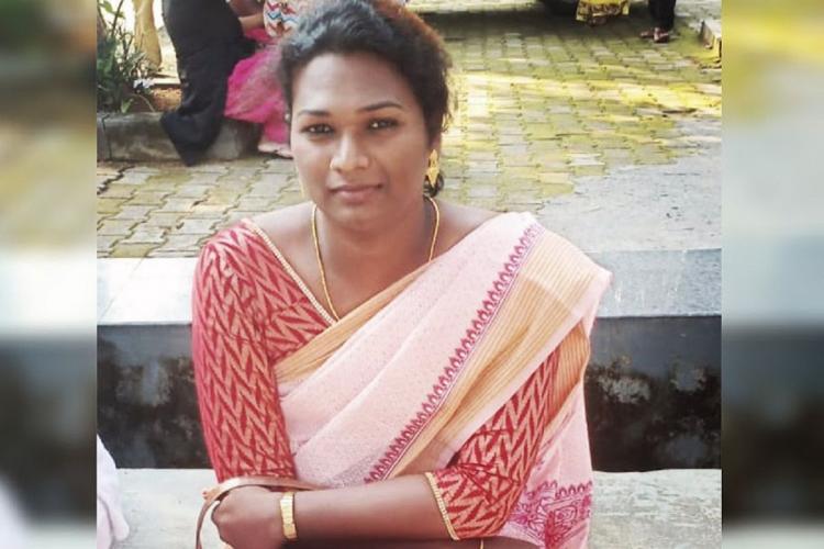 Rashika Raj looking at camera