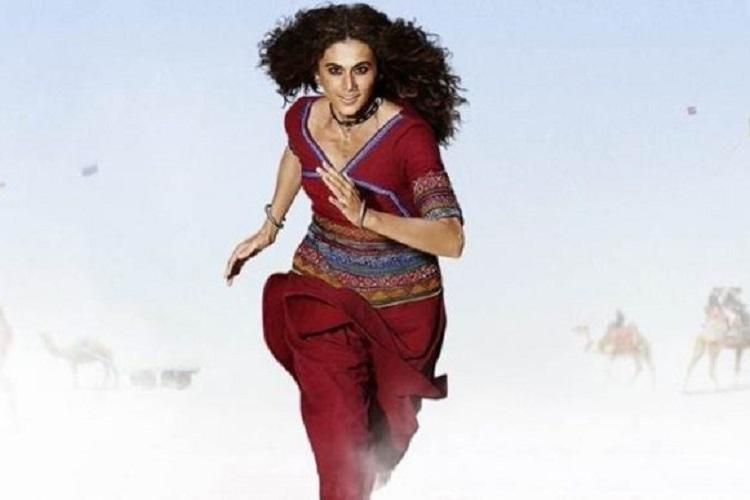 Tamil director Nanda Periyasamy makes Hindi debut with Rashmi Rocket