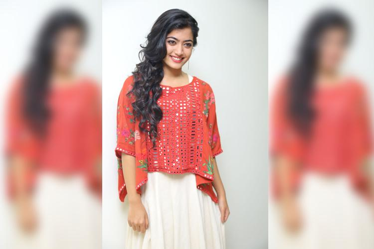 Rashmika Mandanna to make her Tamil debut opposite Karthi