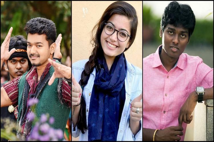 Rashmika Mandanna to star in Thalapathy 63