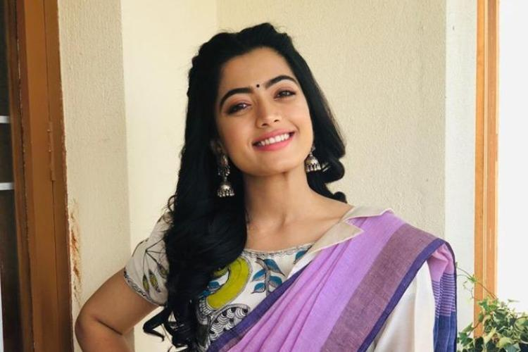 Income Tax dept conducts search at properties of actor Rashmika Mandanna