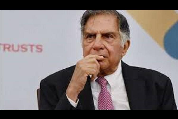 Chairman emeritus of the Tata Group