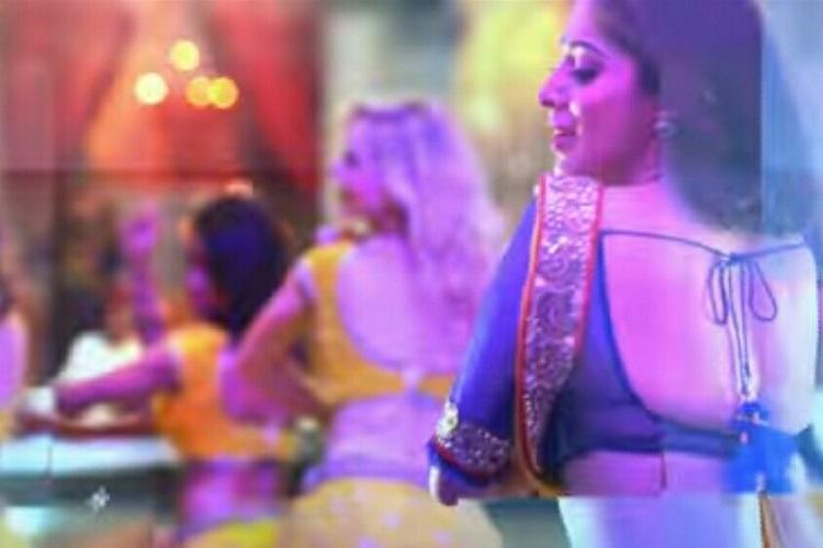 Barely dressed barely there heroines For how long will Telugu cinema celebrate misogyny