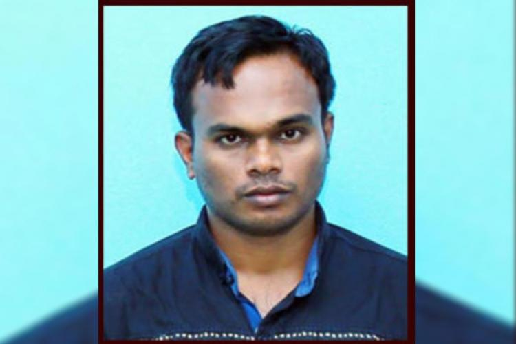 Ratheesh was arrested for vandalising the set of an upcoming Malayalam film