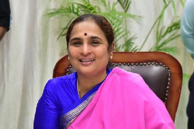 Ratna Prabha is Karnataka's new chief secretary
