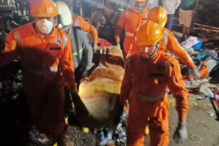 6 dead at least 23 missing after dam breach in Maharashtras Ratnagiri
