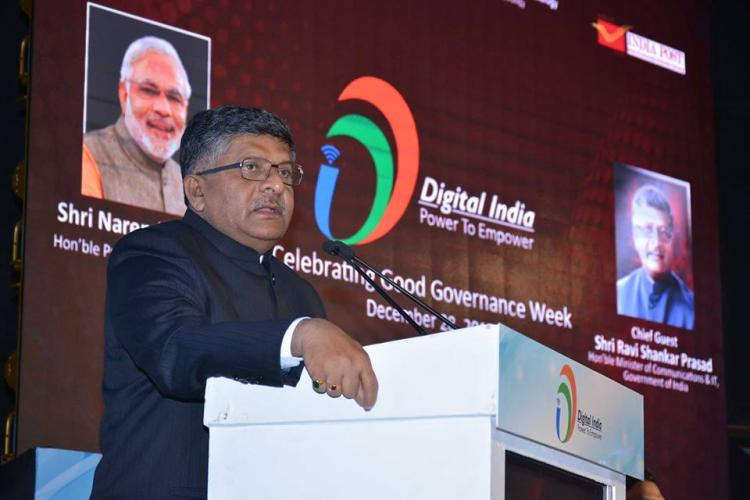 There has to be a consensus Ravi Shankar Prasad on Ram temple issue