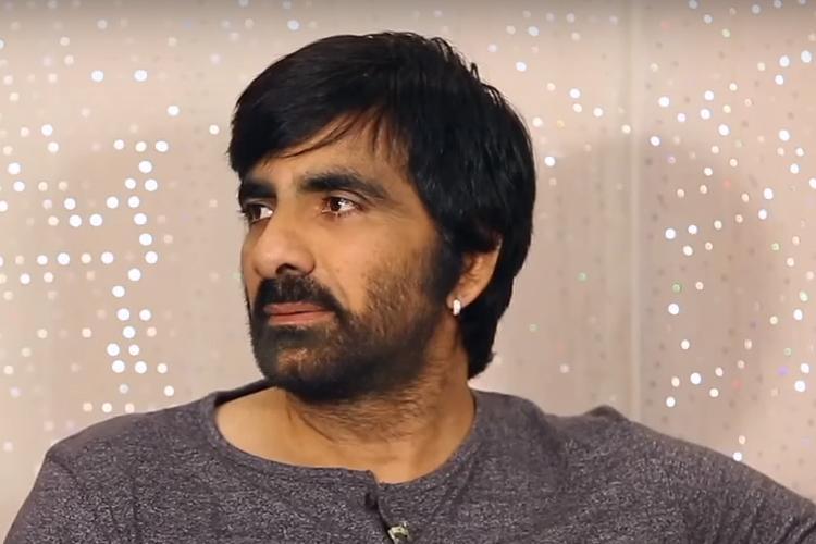 Ravi Teja turns singer for Disco Raja