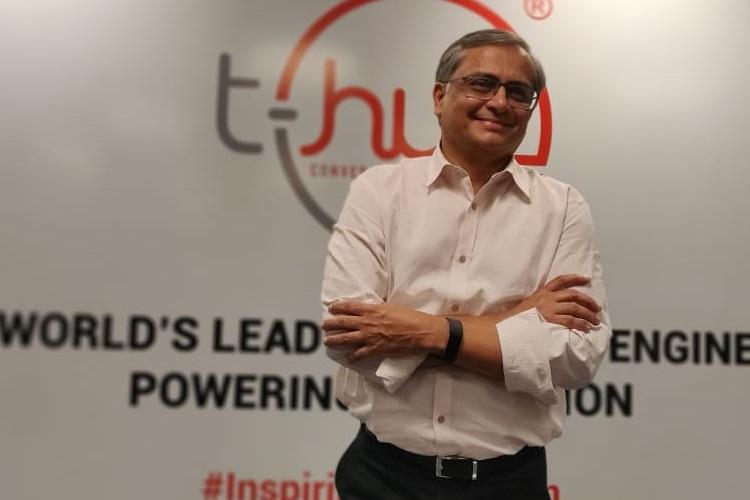 Want to create a deep-tech innovation ecosystem in Hyderabad T-Hub CEO to TNM
