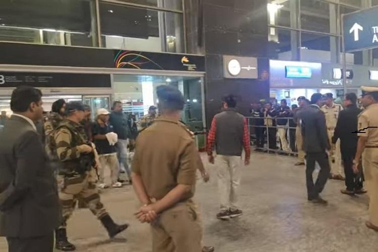 Fugitive gangster Ravi Pujari brought to Bengaluru from Senegal