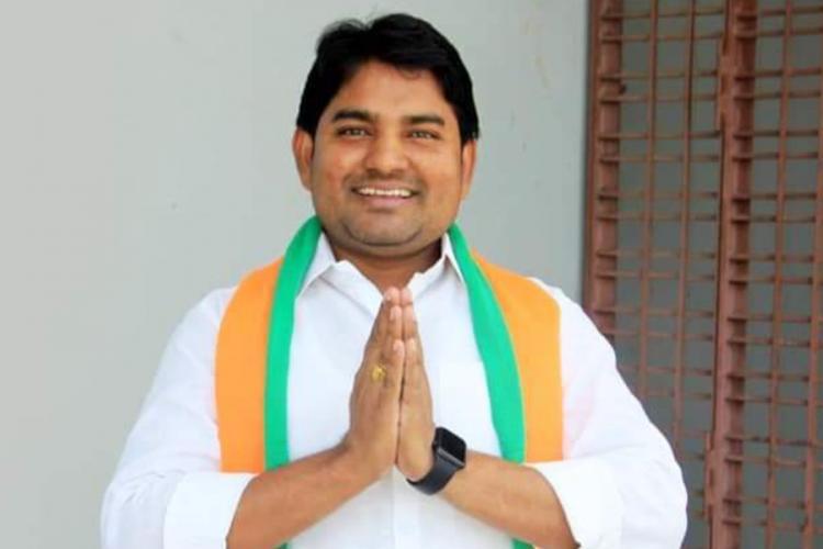 Nagarjuna Sagar bye-poll BJP names Dr P Ravi Kumar as candidate