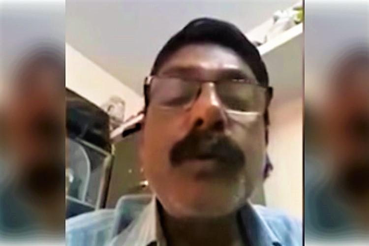 Alleging casteism and corruption in suicide video Andhra govt official kills self