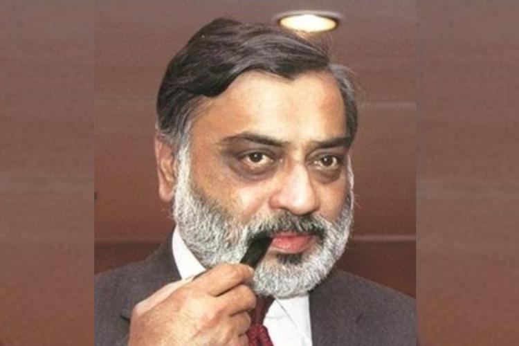 Former ILFS chairman Ravi Parthasarathy