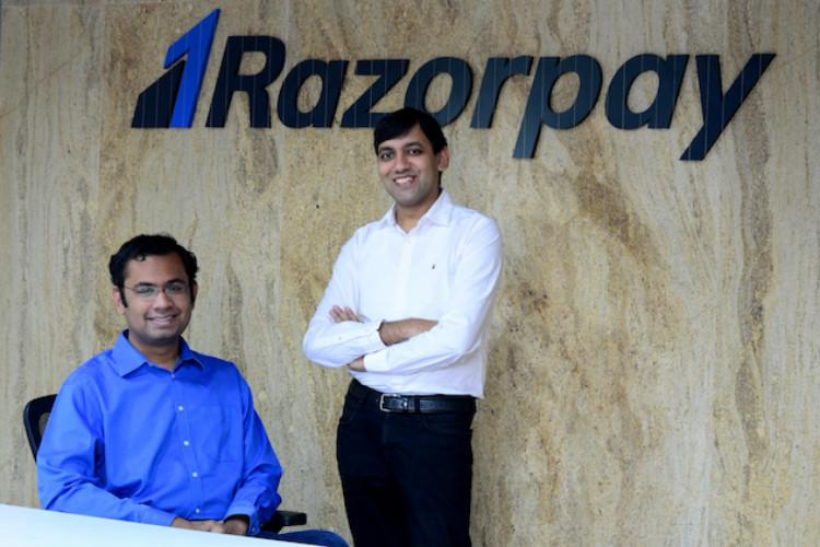 Razorpay raises 20 million in Series B funding from Tiger Global and others