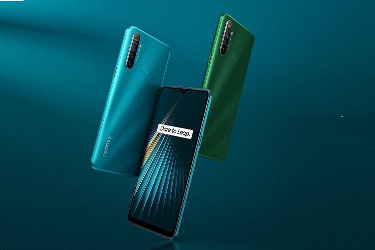 Realme 5i launched in India with quad-camera rear setup 5000mAh battery