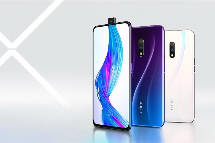 Realme launches two new smartphones Realme X and 3i in India