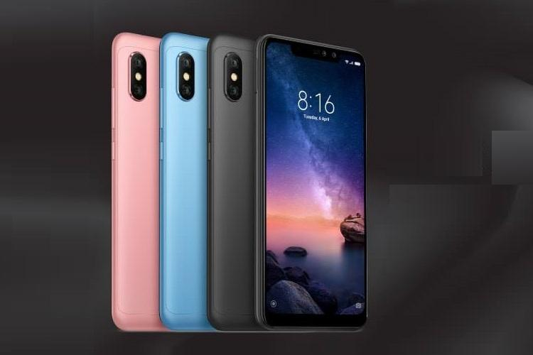 Xiaomi launches Redmi Note 6 Pro with four cameras 4000mAh battery