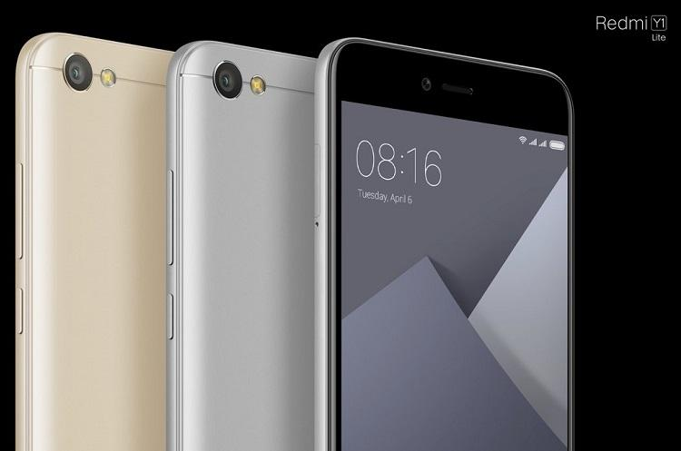 Selfie-centric Redmi Y1 Y1 Lite launched in India