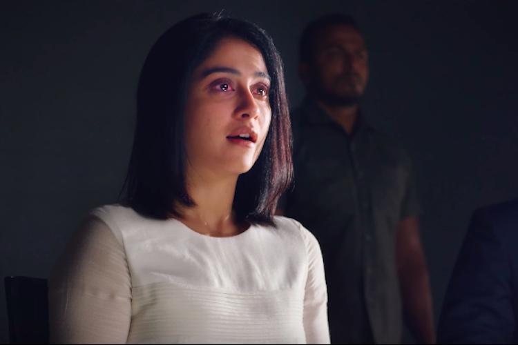 Watch Teaser of Adivi Sesh-Regina Cassandra starrer Evaru released