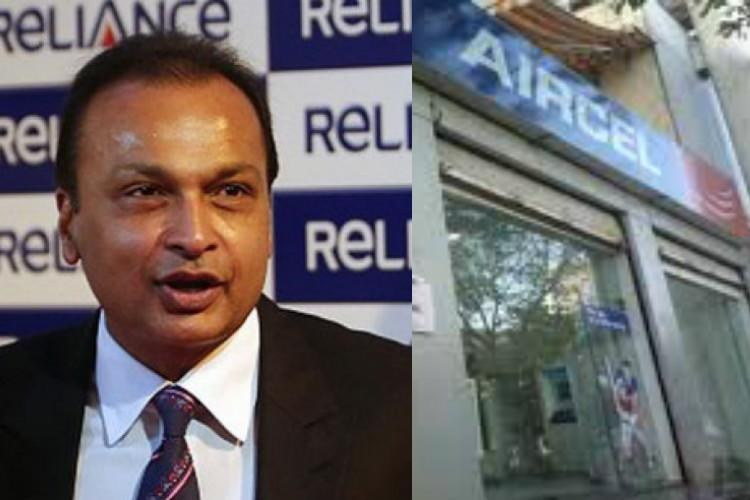 Anil Ambanis RCom Aircel merge mobile business in one ofIndias biggest telecom deals
