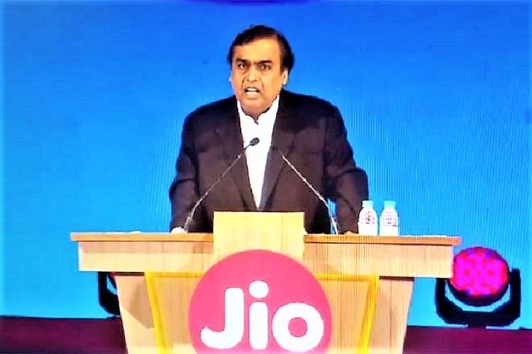 Riding on Jios success Mukesh Ambani jumps to 13th spot in Forbes 2019 rich list