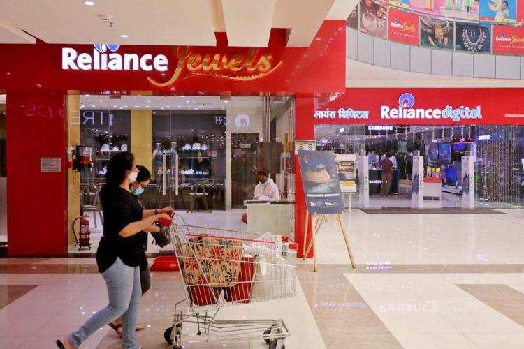 Reliance Retail stores
