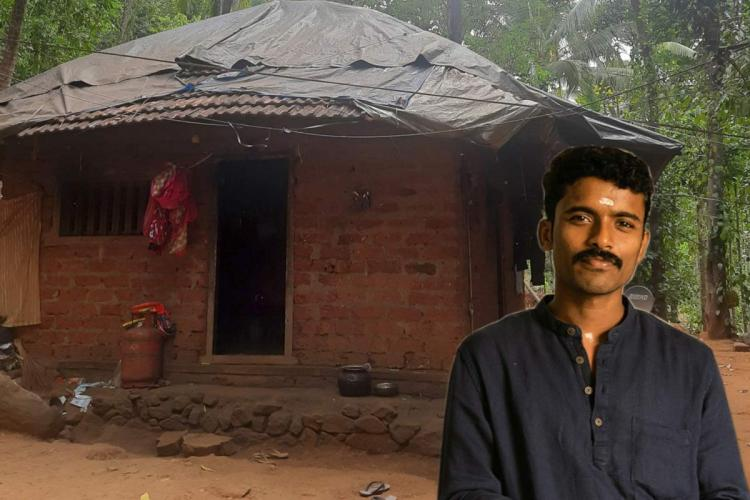 Kasaragod native R Ranjith and the one-room house he grew up in