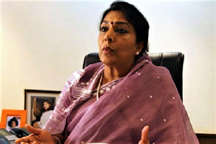 Congress leader Renuka Choudhary to contest from Khammam in Telangana