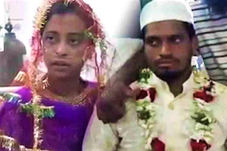 Telanganas Romeo and Juliet who werent Couple marry in hospital after suicide bid
