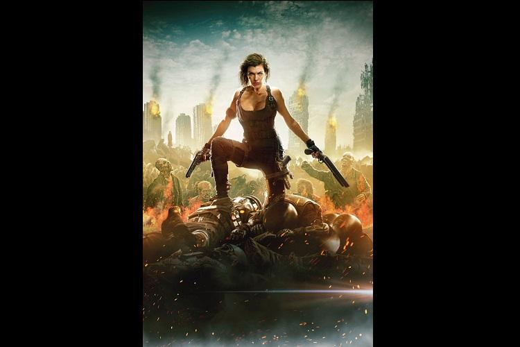 Watch Milla Jovovich take on zombies in this Tamil promotional song for Resident Evil