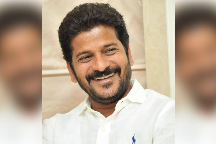 After quitting Telangana TDP Revanth Reddy submits resignation as MLA